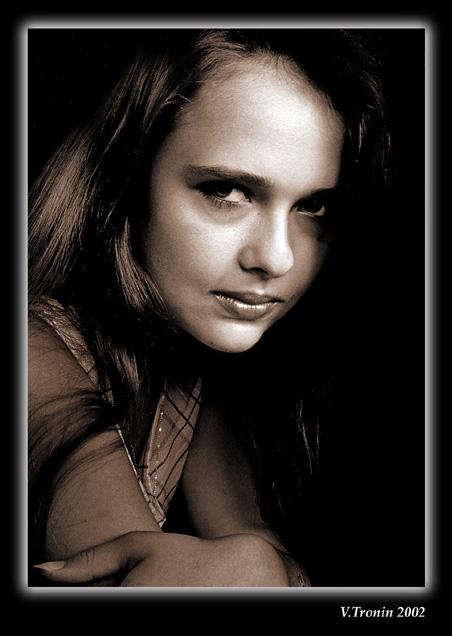 """фото """"Женя"""" метки: портрет, женщина"""