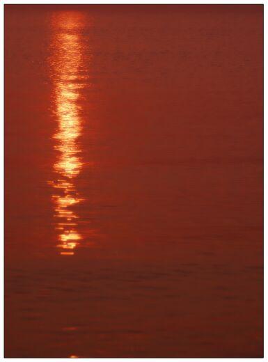 """фото """"Рассветная-ХIII"""" метки: пейзаж, вода, закат"""