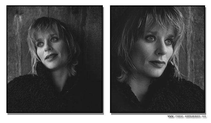 "photo ""Anja"" tags: portrait, woman"