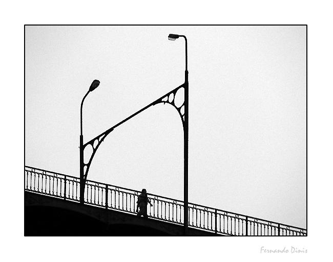 "фото ""Walking in the bridge"" метки: архитектура, пейзаж,"