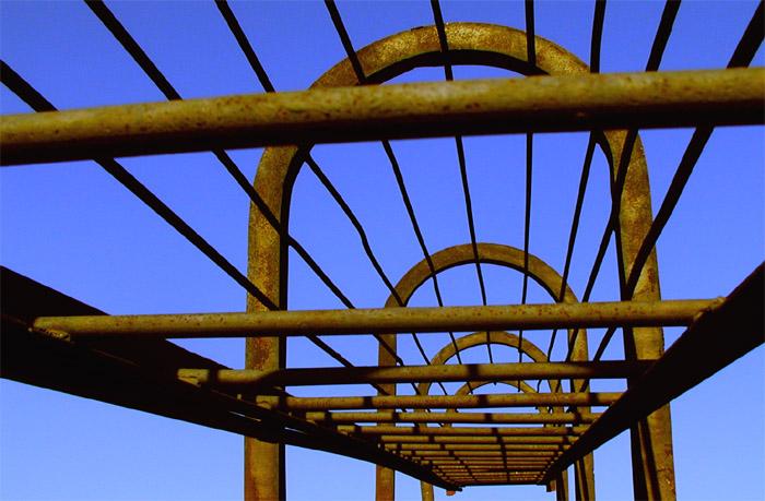 """фото """"Прошлая жизнь лестницы..."""" метки: архитектура, пейзаж,"""