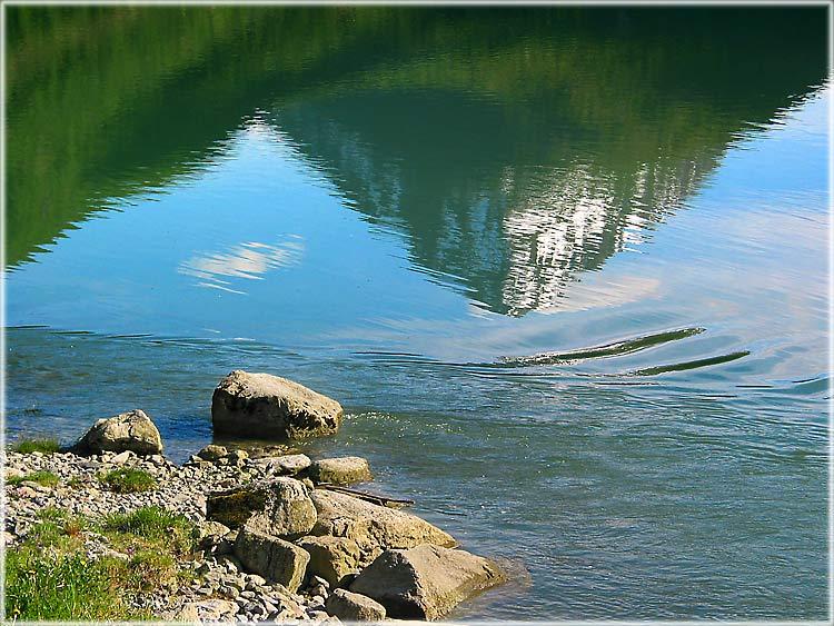 "фото ""The Peak II"" метки: пейзаж, вода, горы"