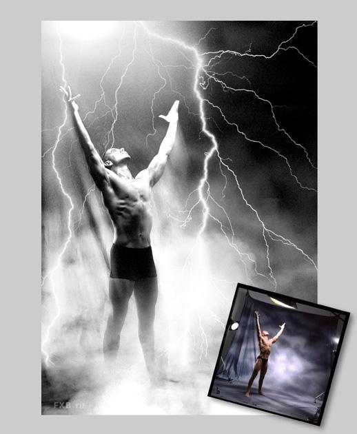 """фото """"Баста карапузики, кончились ваши танцы - Маклауд п"""" метки: фотомонтаж, жанр,"""
