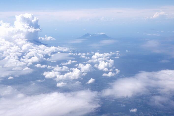 """фото """"Просто небо1"""" метки: пейзаж, облака"""