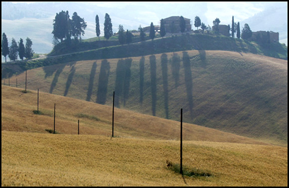 "photo ""Toscana 1a"" tags: landscape, summer"