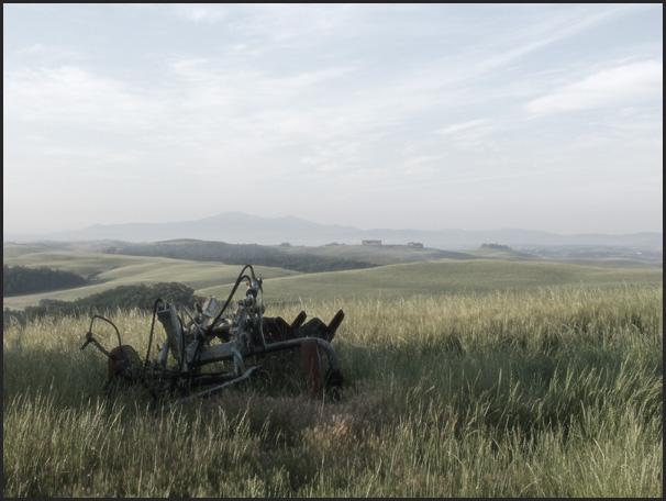 """фото """"Toscana 2a"""" метки: пейзаж, лето"""
