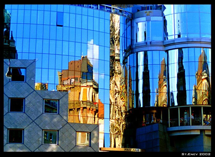 """photo """"reflection"""" tags: genre, architecture, landscape,"""