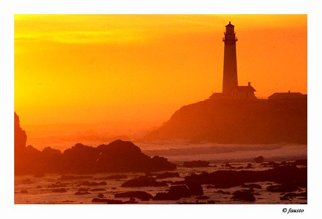 """фото """"The Lighthouse"""" метки: путешествия, Северная Америка"""