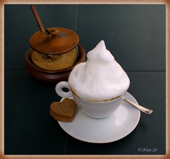 "photo ""Capuccino"" tags: still life,"