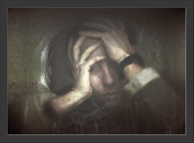 """photo """"Psychological Portrait"""" tags: portrait, travel, South America, man"""