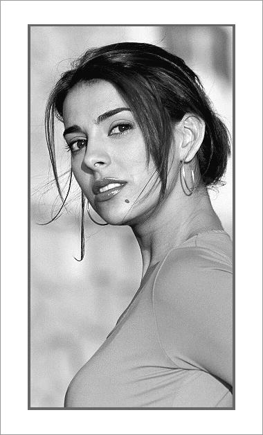 """photo """"Beauty (Portrait)"""" tags: portrait, glamour, woman"""