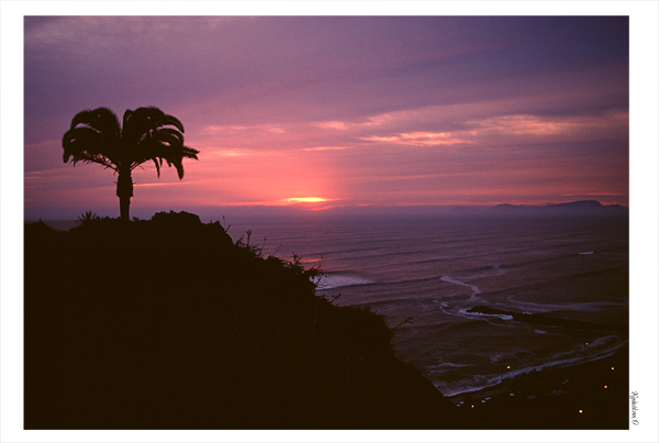 "фото ""Закат"" метки: пейзаж, путешествия, Южная Америка, вода"
