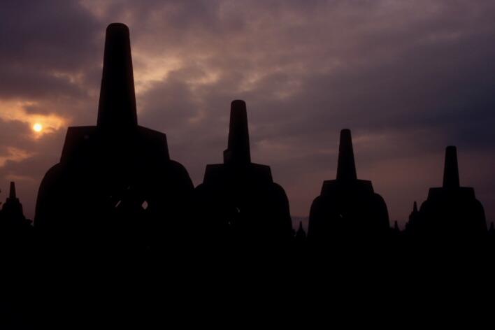 """фото """"Нирвана"""" метки: архитектура, пейзаж, закат"""
