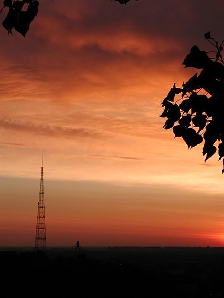 """фото """"Восход"""" метки: пейзаж, закат"""