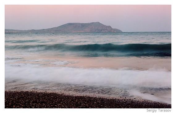"""фото """"Зеленый вал"""" метки: пейзаж, природа, вода"""