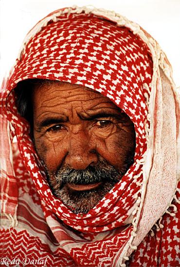 """фото """"Bedouin Man # 2"""" метки: путешествия, портрет, Африка, мужчина"""