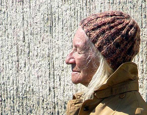 "фото ""The First Sunny Day"" метки: портрет, женщина"