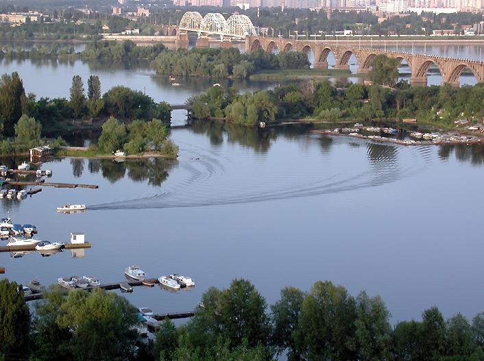 "фото ""Вечер на реке"" метки: пейзаж, вода"