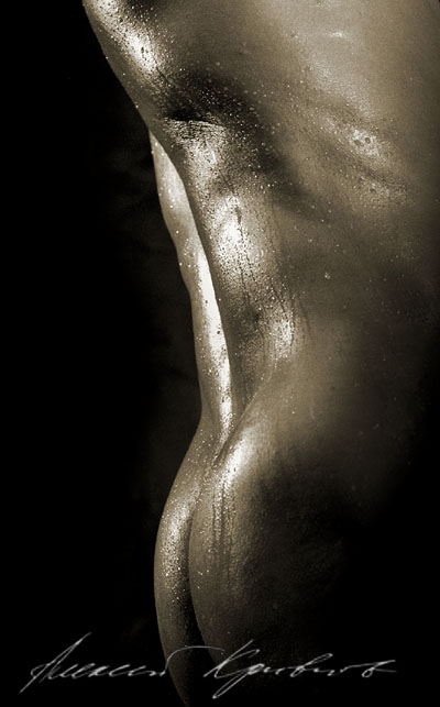 "фото ""Bronze. Power2."" метки: ню, разное,"