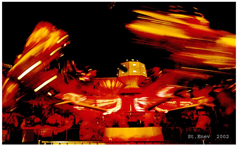 """photo """"Viena-Prater"""" tags: architecture, genre, landscape,"""