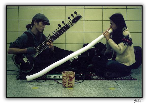 "фото ""Traditional musicians"" метки: жанр, портрет,"