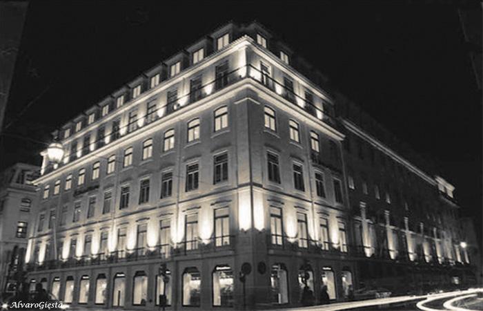 """фото """"Nocturnos_01 - Lisbon/Portugal"""" метки: пейзаж, архитектура, ночь"""