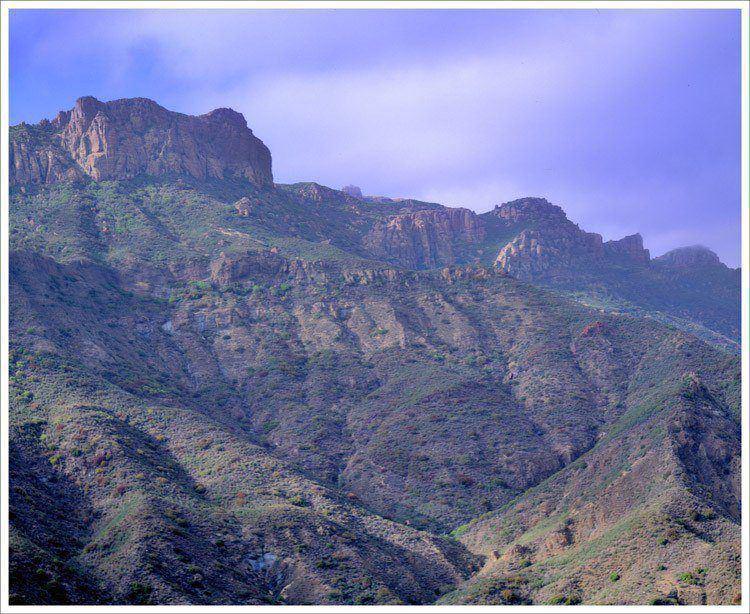 """фото """"Boney Mountain"""" метки: пейзаж, горы"""