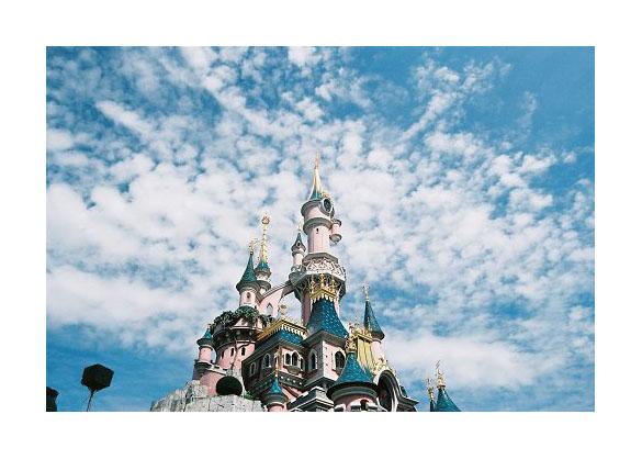 "фото ""A castel on the clouds"" метки: разное,"