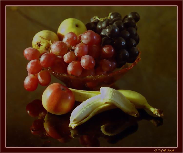 "photo ""Just So Fruits"" tags: still life,"