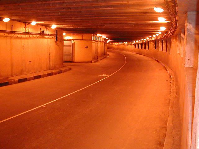 "photo ""Tunnel"" tags: architecture, landscape,"
