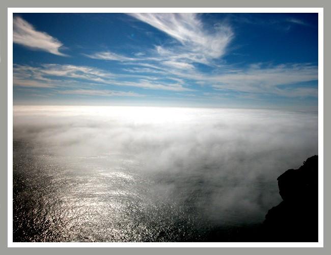 """фото """"spaceview"""" метки: абстракция, пейзаж, облака"""