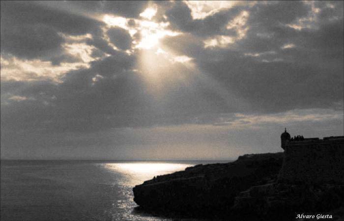 "фото ""Serenidades_03 (for you Jorge Jacinto)"" метки: архитектура, пейзаж, закат"