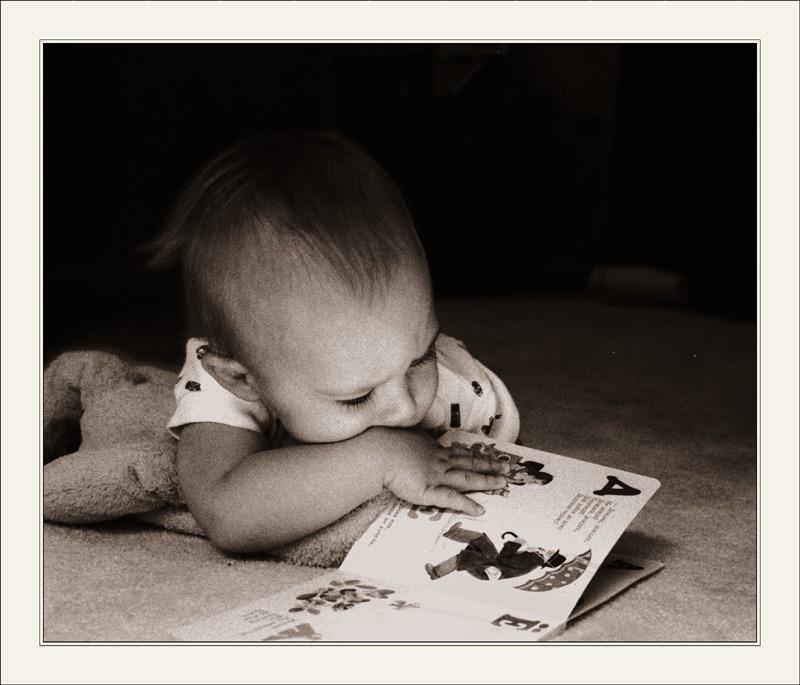 """photo """"Difficult letter"""" tags: portrait, children"""