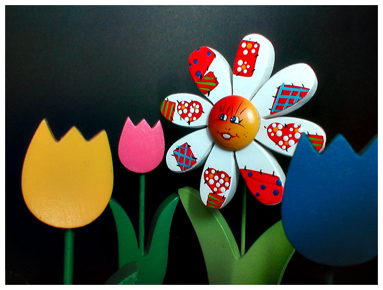 "photo ""Happy Garden"" tags: still life,"