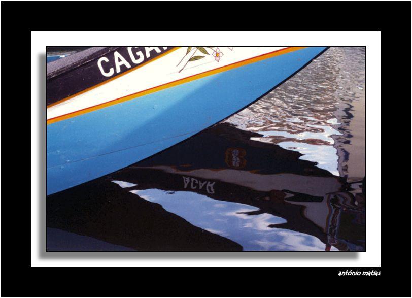 """фото """"boat reflex"""" метки: пейзаж, вода"""