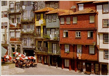 "photo ""Ribeira - Porto"" tags: architecture, landscape,"