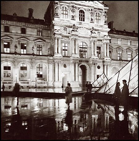 "фото ""Louvre by night"" метки: архитектура, разное, пейзаж,"