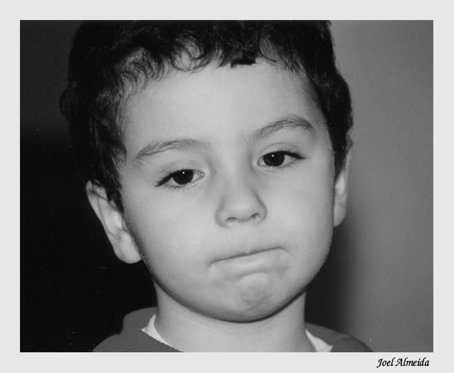 "photo ""Thinking about the life???"" tags: portrait, children"