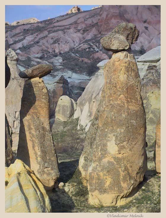 """фото """"Встреча каменных идолов..."""" метки: пейзаж, путешествия, Азия, горы"""