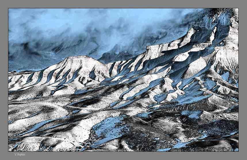 """фото """"Горы.Пейзаж."""" метки: природа,"""