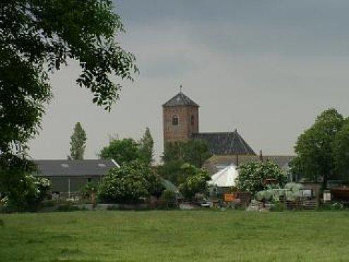 """photo """"Spaarnwoude a little village"""" tags: landscape,"""