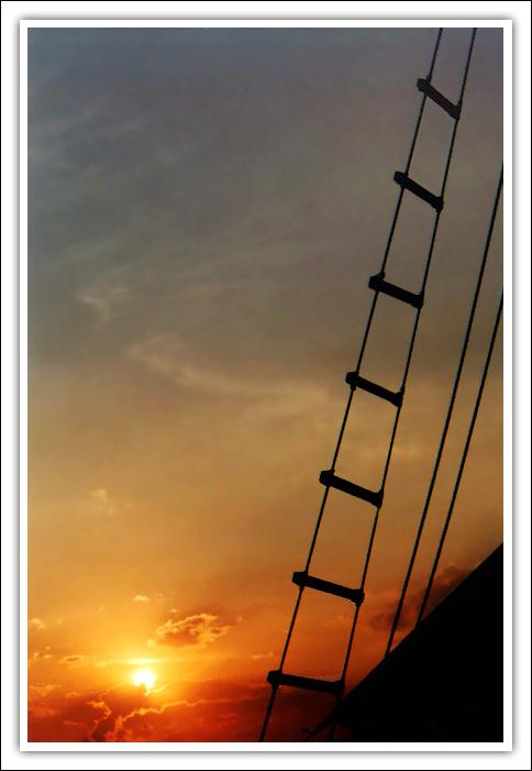 """фото """"Sunset #2"""" метки: пейзаж, закат"""