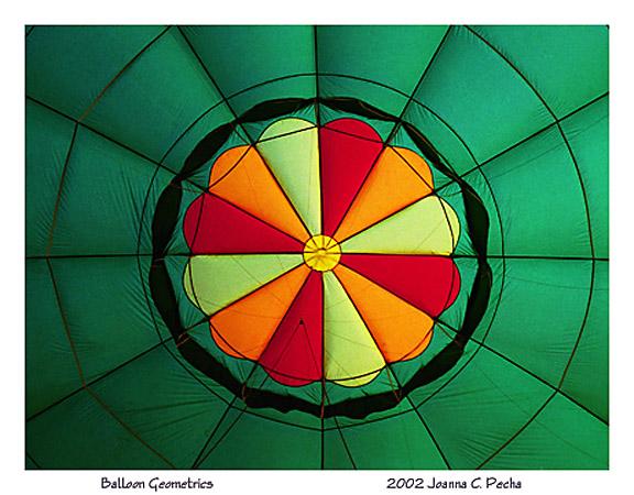 """фото """"Balloon Geometrics"""" метки: абстракция, разное,"""