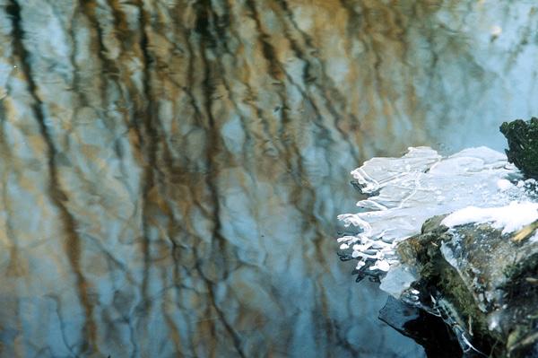 """фото """"Льдинка..."""" метки: абстракция,"""