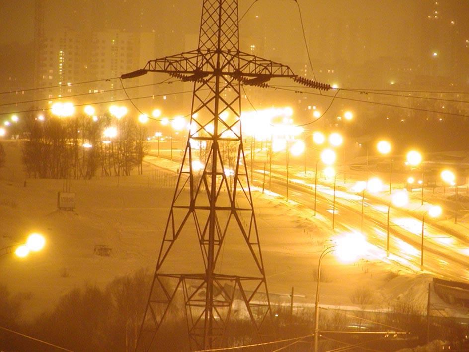 "photo ""Electricity"" tags: architecture, landscape,"