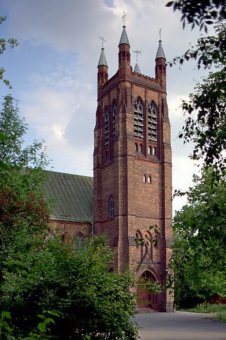 "фото ""Церковь Святого Андрея"" метки: архитектура, пейзаж,"