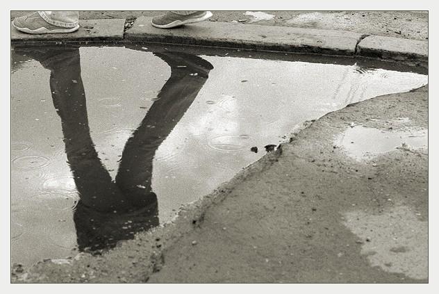 """фото """"Опять дождь начинается"""" метки: жанр,"""