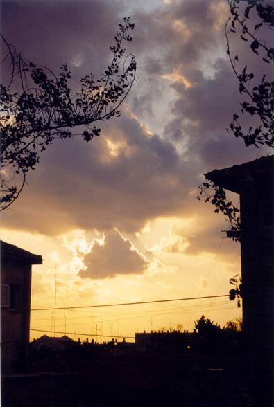 """фото """"Ещё  один закат"""" метки: пейзаж, закат"""