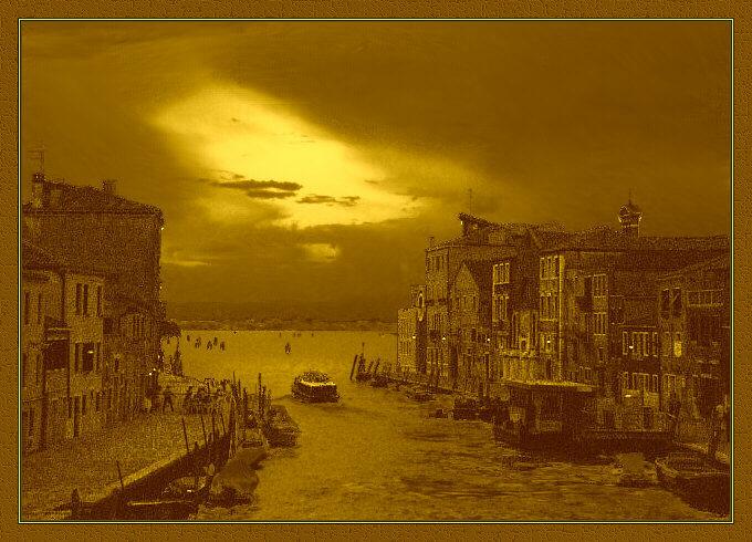"""фото """"Венецианский вечер"""" метки: путешествия, архитектура, пейзаж, Европа"""