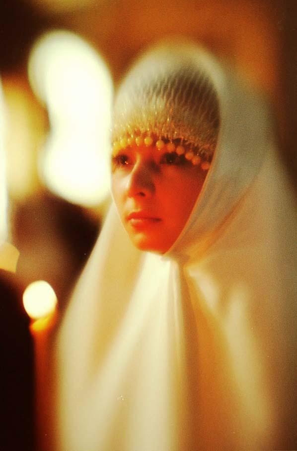 """фото """"В церкви"""" метки: разное, портрет, женщина"""